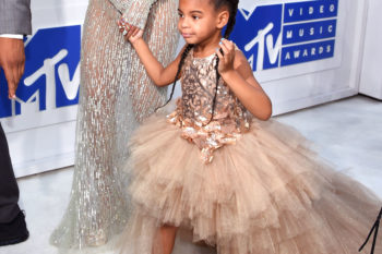 We need to talk about Blue Ivy's $11,000 VMAs dress