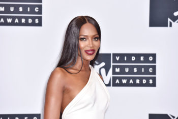Why everyone is talking Naomi Campbell's lips at the VMAs