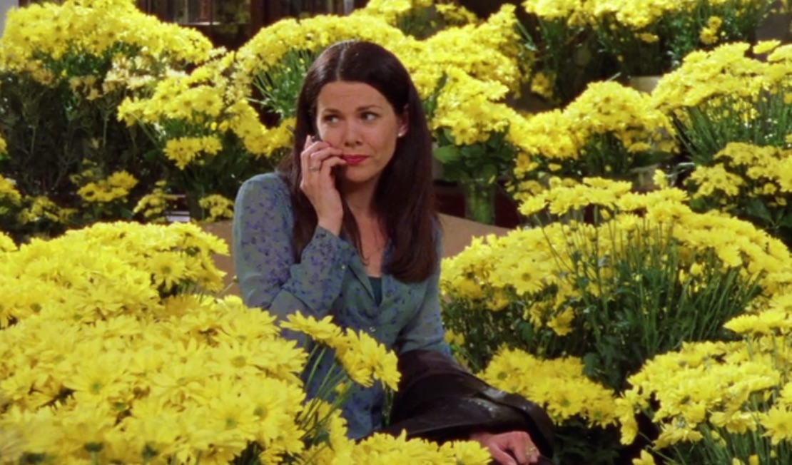 "Netflix dropped a HUGE hint that another ""Gilmore Girls"" love-interest might return"