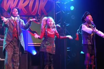 "The ""School of Rock"" backup singers are crazy beautiful adults now"
