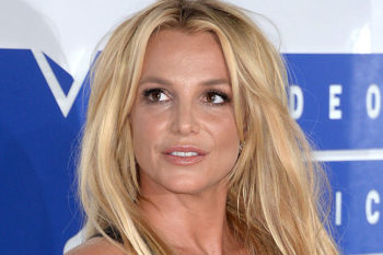 We love these double buns that Britney rocked so much we learned how to do them