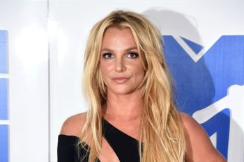 Britney Spears' underrated little black dress basically won the VMAs