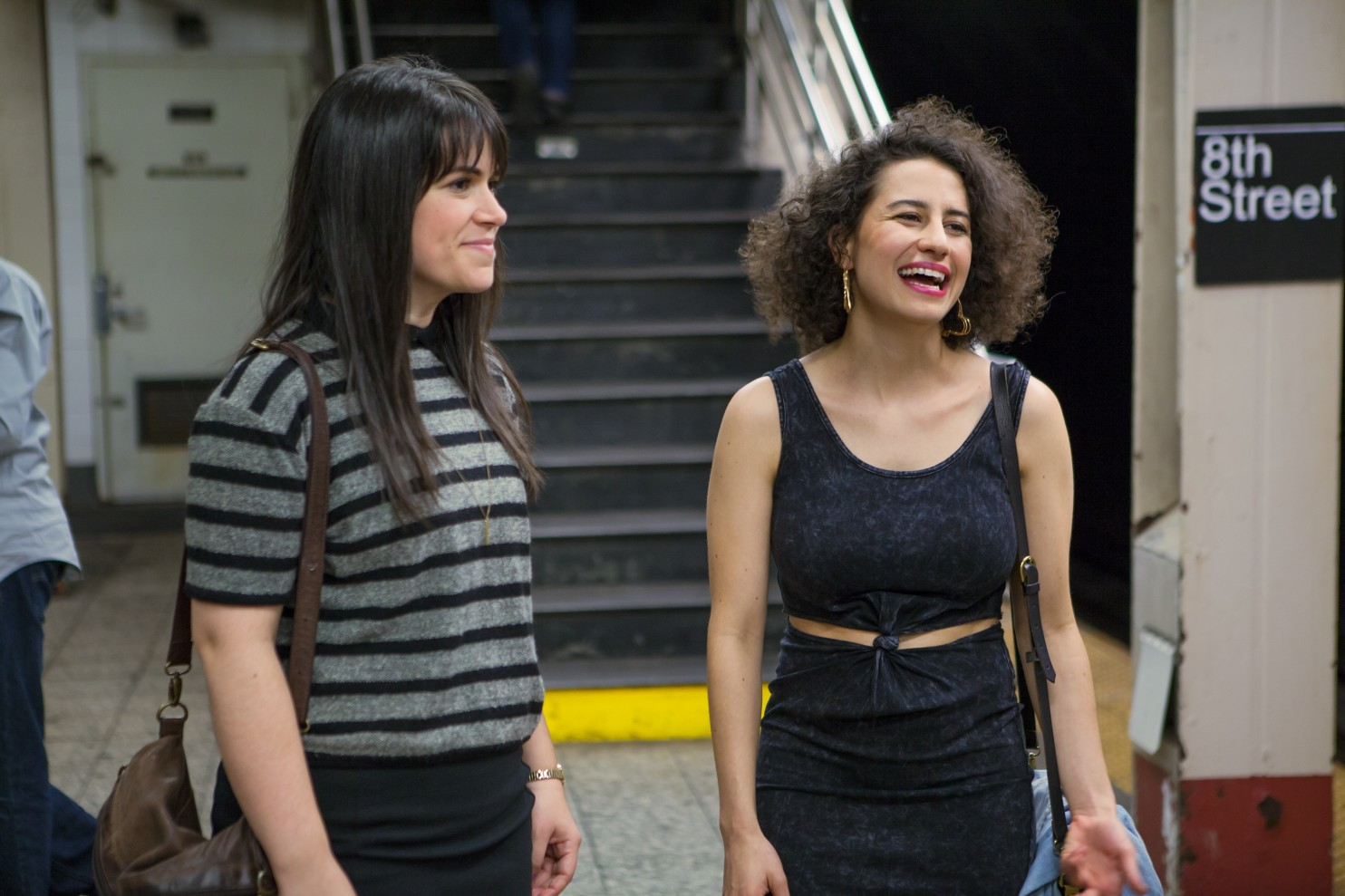 """While we anxiously await the return of """"Broad City,"""" we can listen to the show's soon-to-be-released original soundtrack!"""