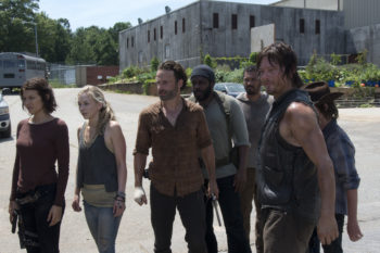 """The Walking Dead"" was almost ""Law and Order"" but with zombies, and we're LOLing right now"