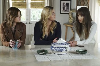 """Pretty Little Liars"" is ending, so you can finally go ahead and delete all those A texts"