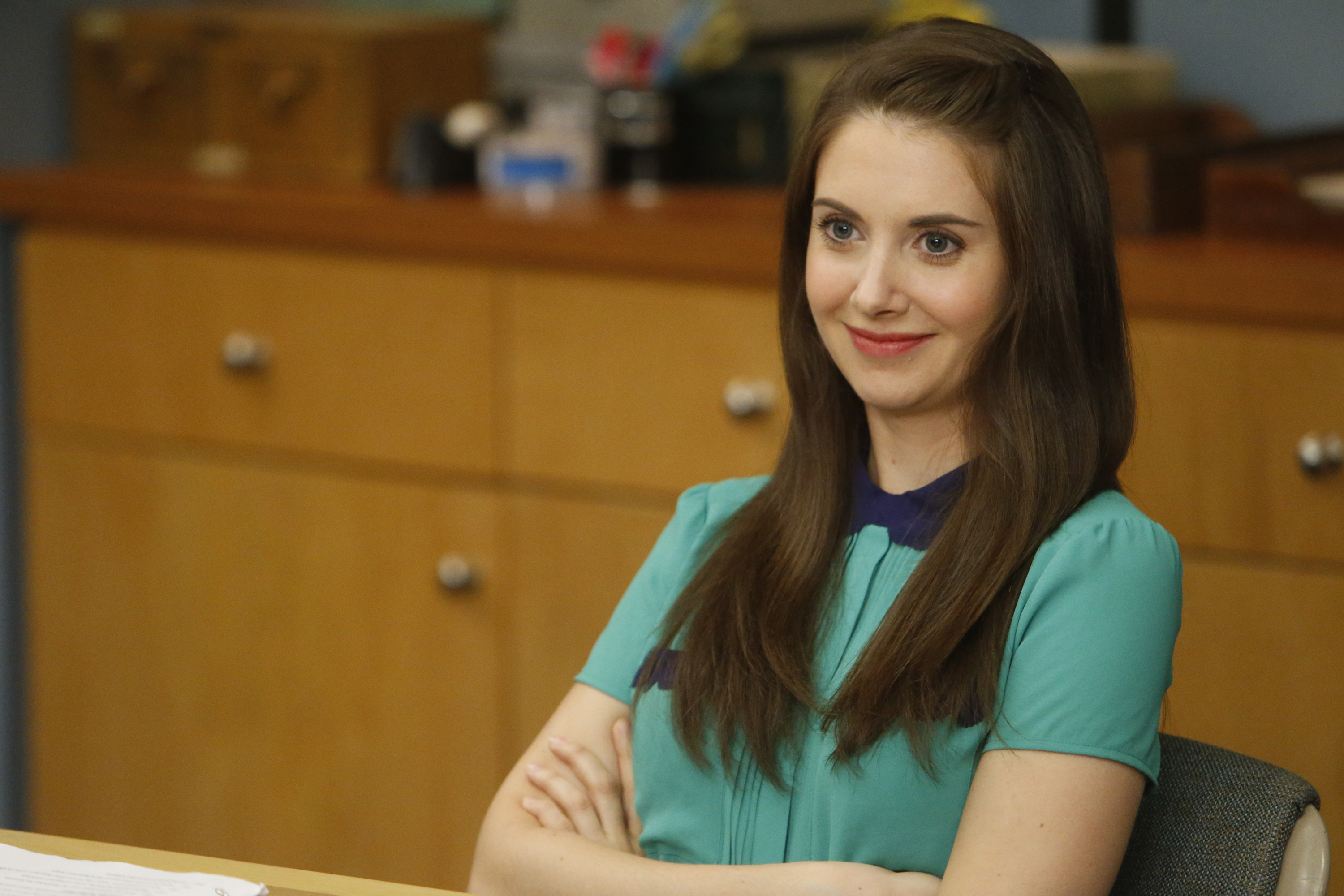 "Alison Brie from ""Community"" is coming to Netflix in the BEST way"