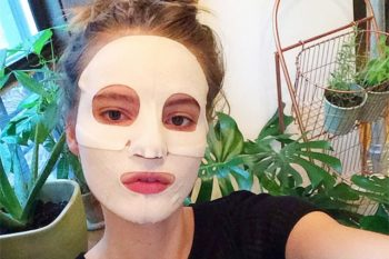 We have some concerning news about that popular sheet mask trend