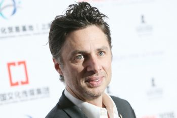"Zach Braff's new pilot ""Start Up"" was picked up by ABC! HAZAAH!"