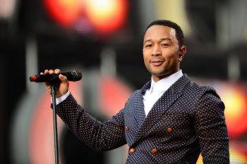 John Legend tweeted the perfect thing about singing the National Anthem