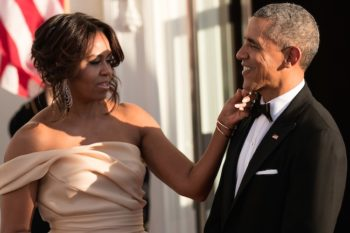 These details about the Barack and Michelle Obama love story will make you go awwww