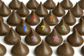 There's a new Hershey's Kiss flavor and it's worth celebrating BIG TIME