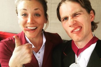 """Kaley Cuoco's """"dorky date"""" with her boyfriend sounds more like our DREAMY date"""