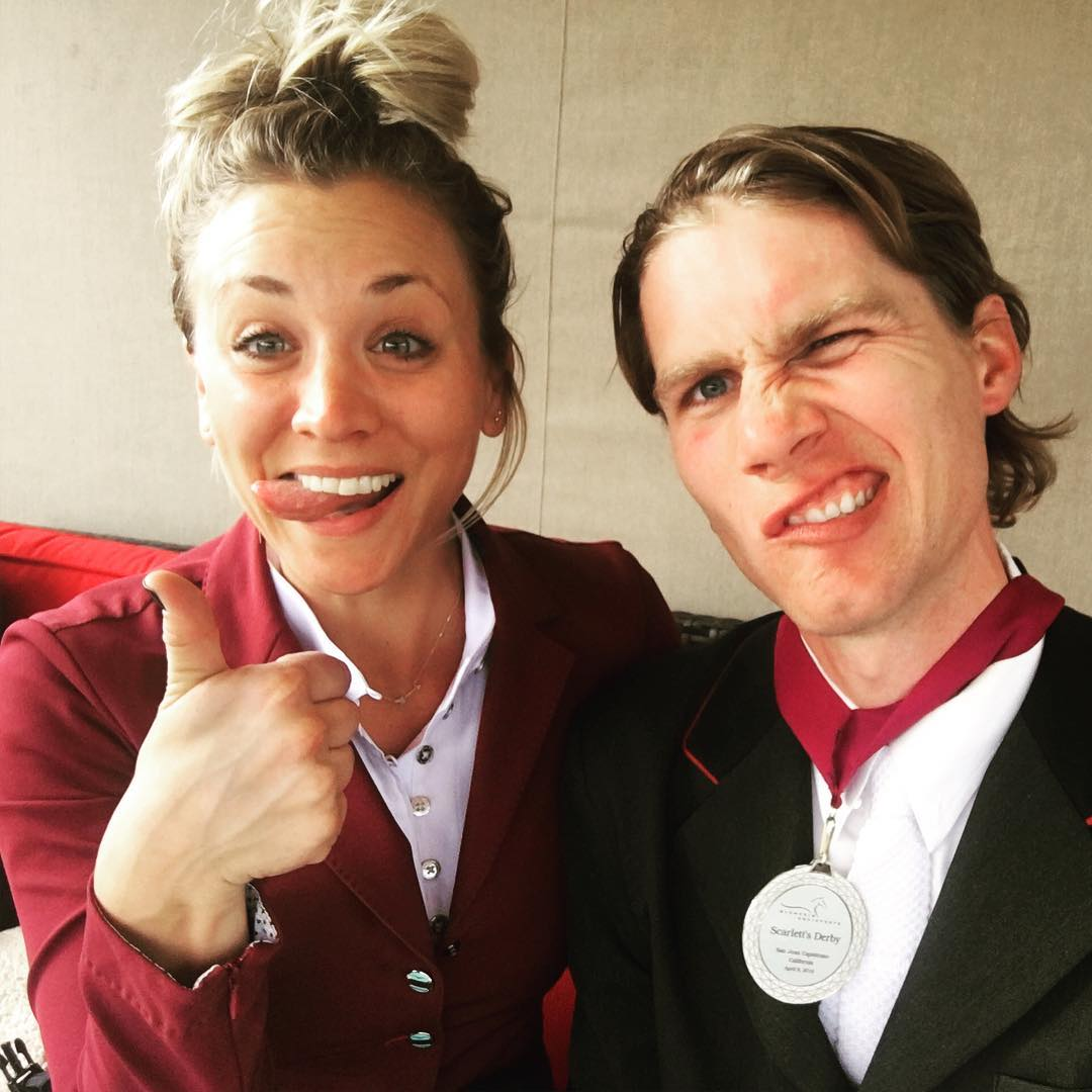 "Kaley Cuoco's ""dorky date"" with her boyfriend sounds more like our DREAMY date"