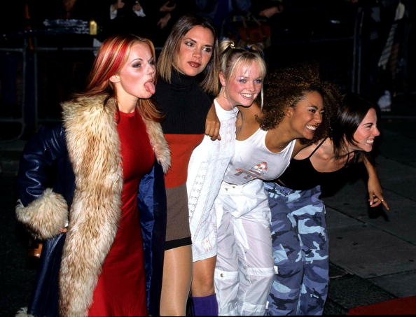 Geri Halliwell spoke about her struggles with an eating disorder during the Spice Girls