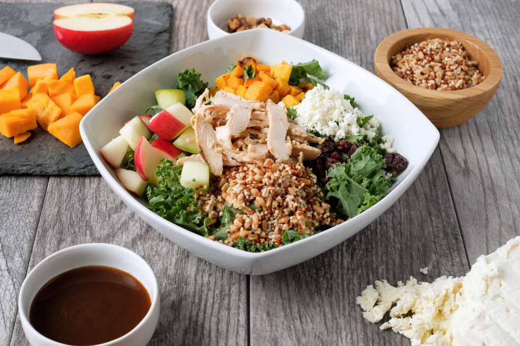 Chick-Fil-A is offering a new Quinoa Bowl and it's blowing our minds