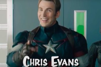 This 'Avengers'/'Full House' mashup proves that superheroes have the best smiles