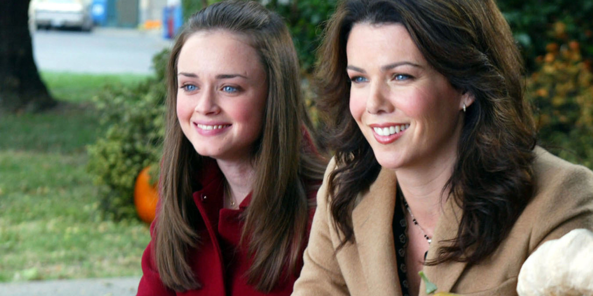 "What ""Gilmore Girls"" means to my mom and me"