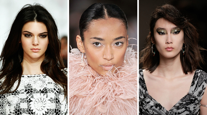 13 of NYFW's fiercest beauty looks you can actually pull off at home