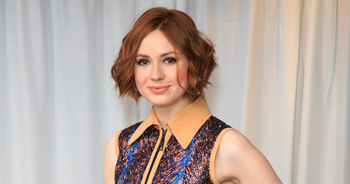 "The reason why Karen Gillan from ""Doctor Who"" is joining the ""Jumanji"" sequel is cute AF"