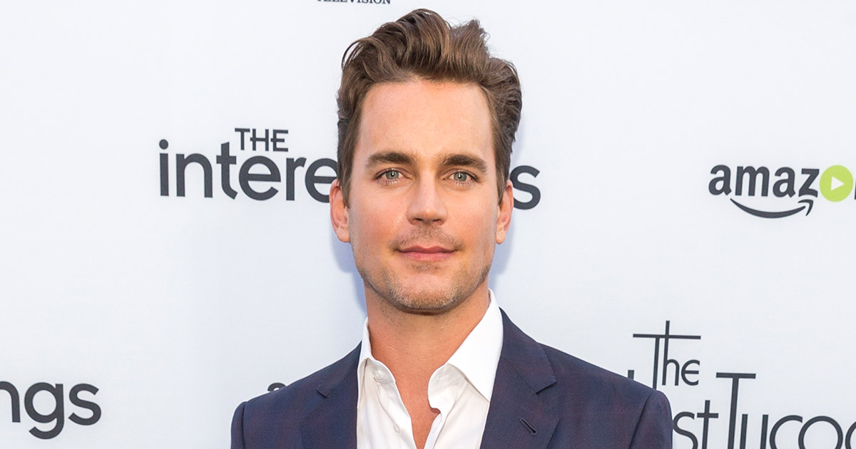 Here's the reason why people are upset with Matt Bomer's new role (and it's totally valid)