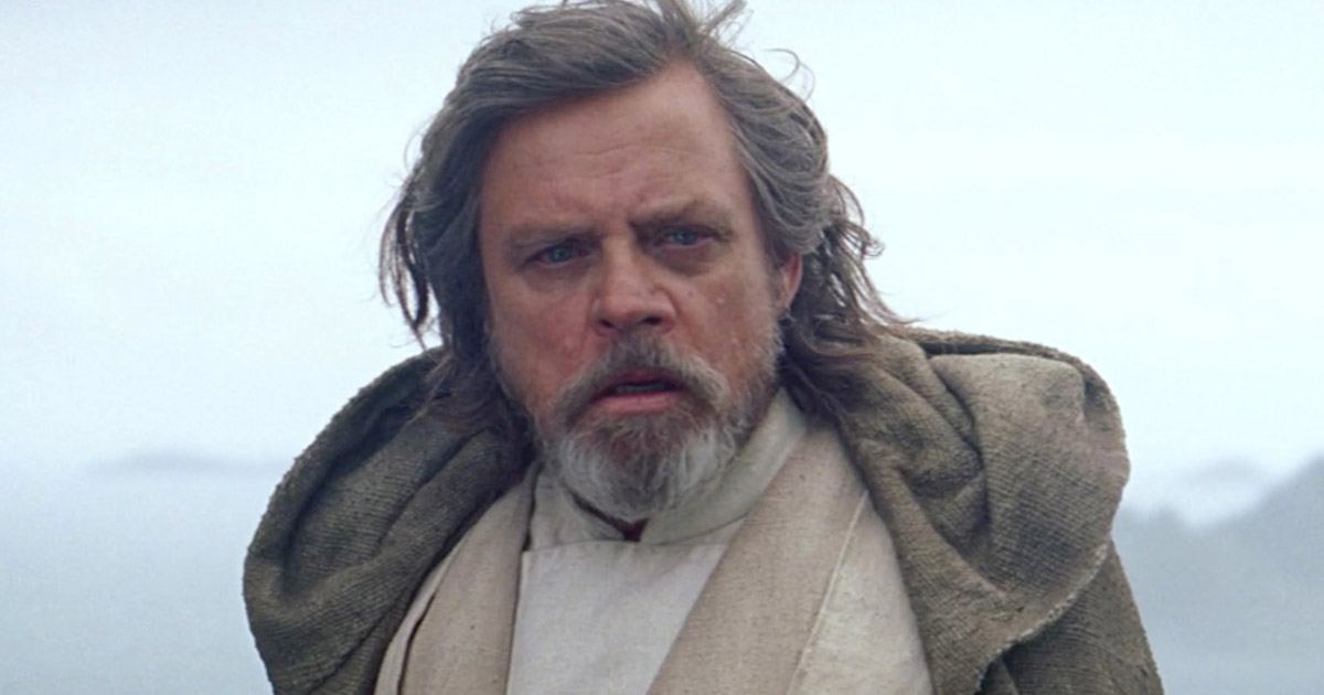 "Did Mark Hamill just accidentally give away this *HUGE* ""Star Wars"" spoiler?!"