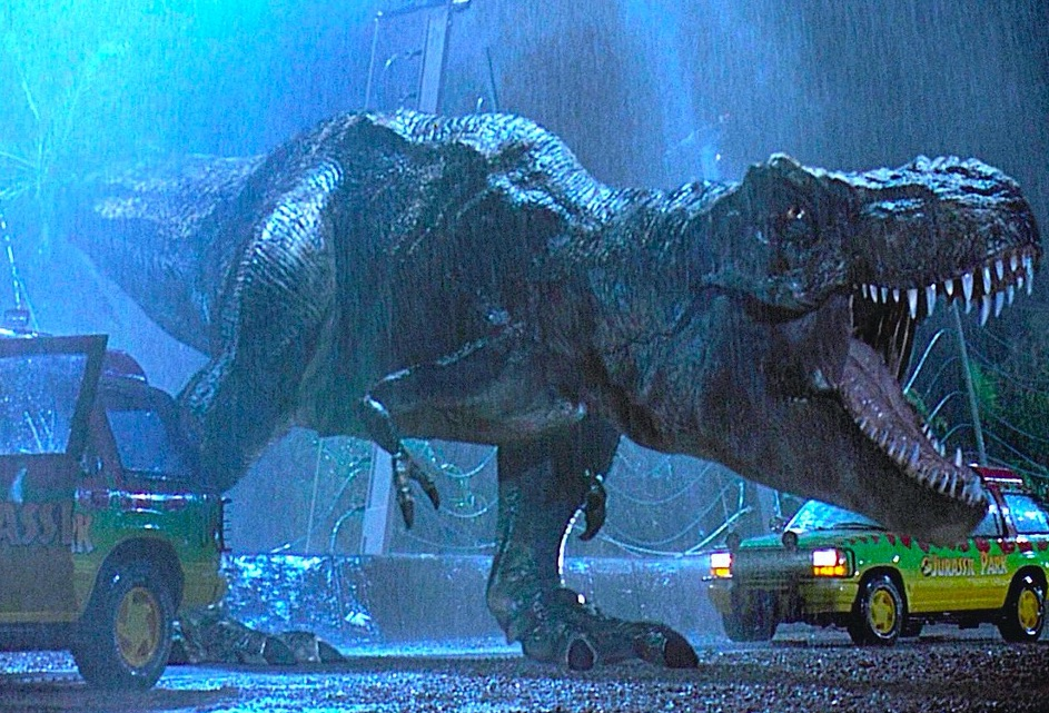 """This """"Jurassic World"""" exhibit will feature giant, moving dinosaurs and it sounds AWESOME"""