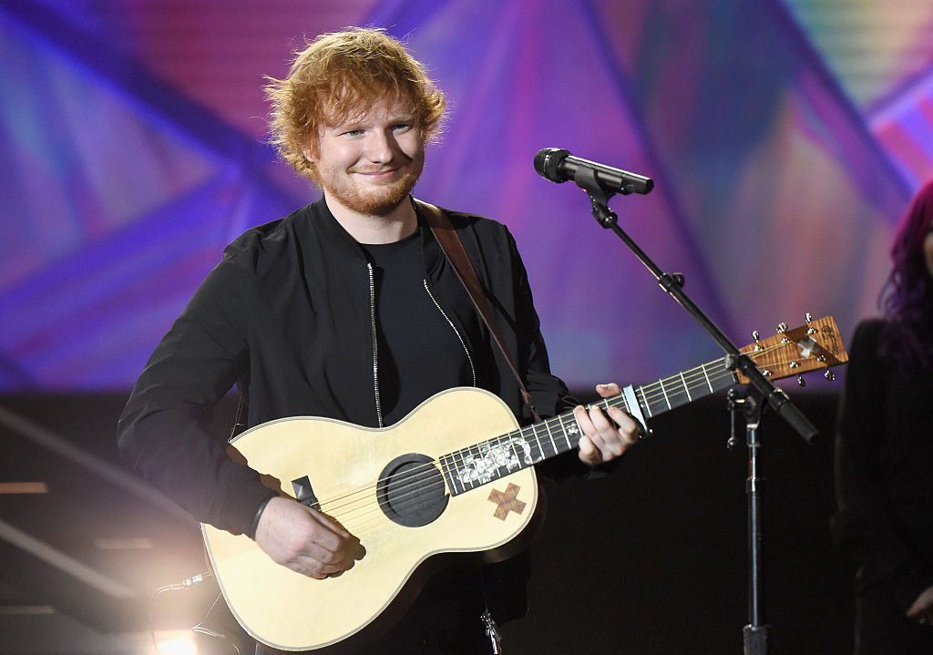 Ed Sheeran gives surprise wedding performance and our hearts are melting