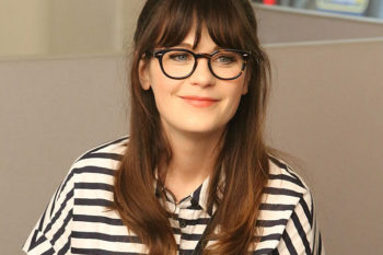 Zooey Deschanel's daughter Elsie Otter is not a fan of her mom's birthday cake skills