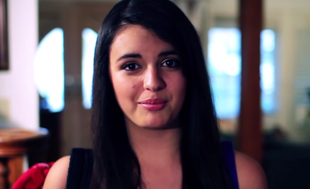 """What Rebecca Black (the girl who sang """"Friday"""") is up to these days"""