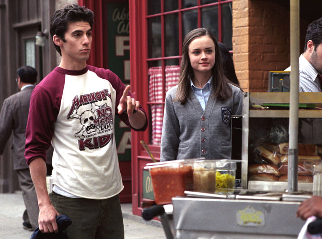 "Milo Ventimiglia addresses that ""Gilmore Girls"" pregnancy rumor, and oh boy"