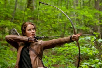Here's the first look at the new 'Hunger Games' coloring book
