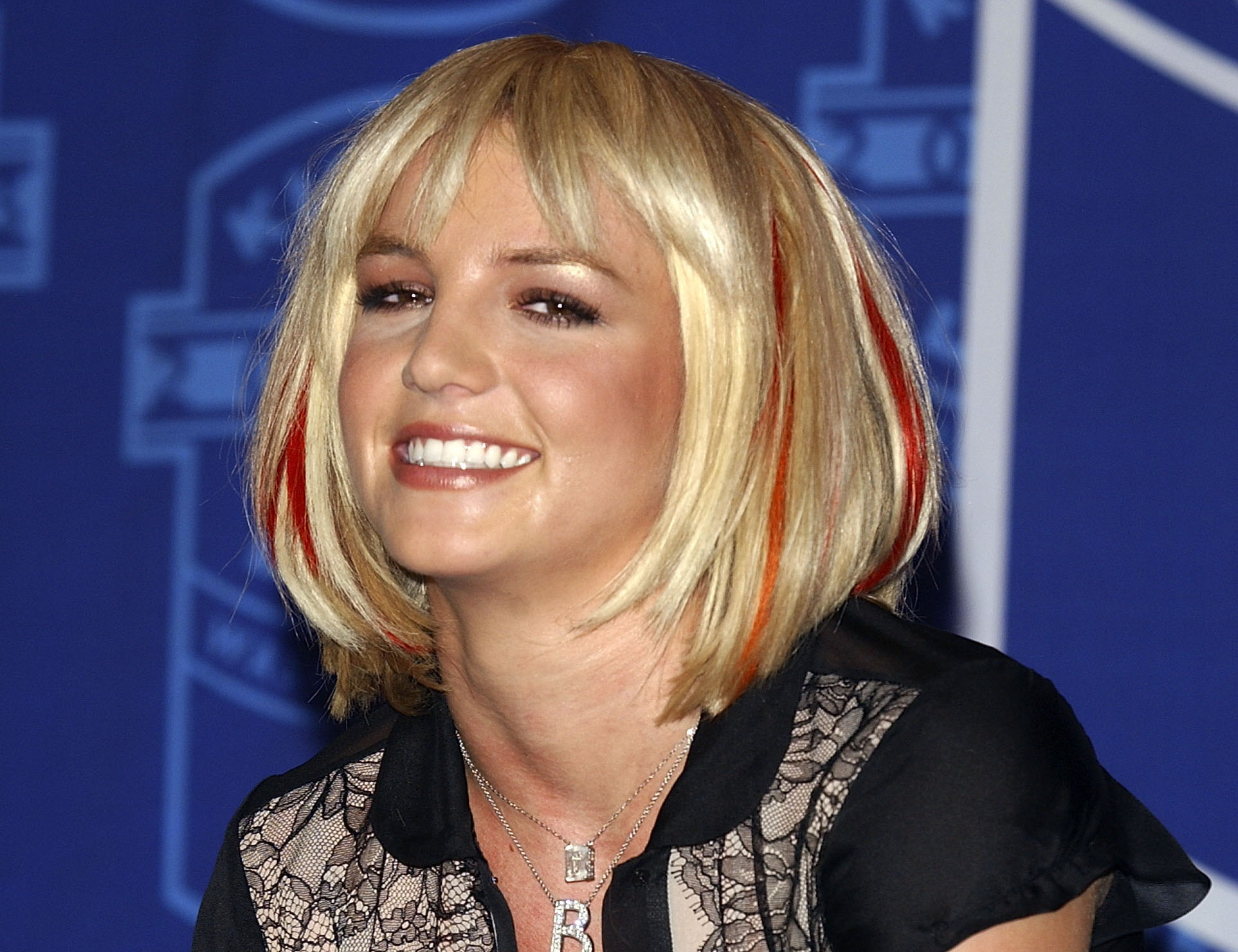 Britney Spears' son's new hair color is reminding us of his mom's past look