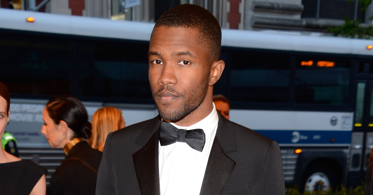 Is Frank Ocean *finally*  about to release his album?