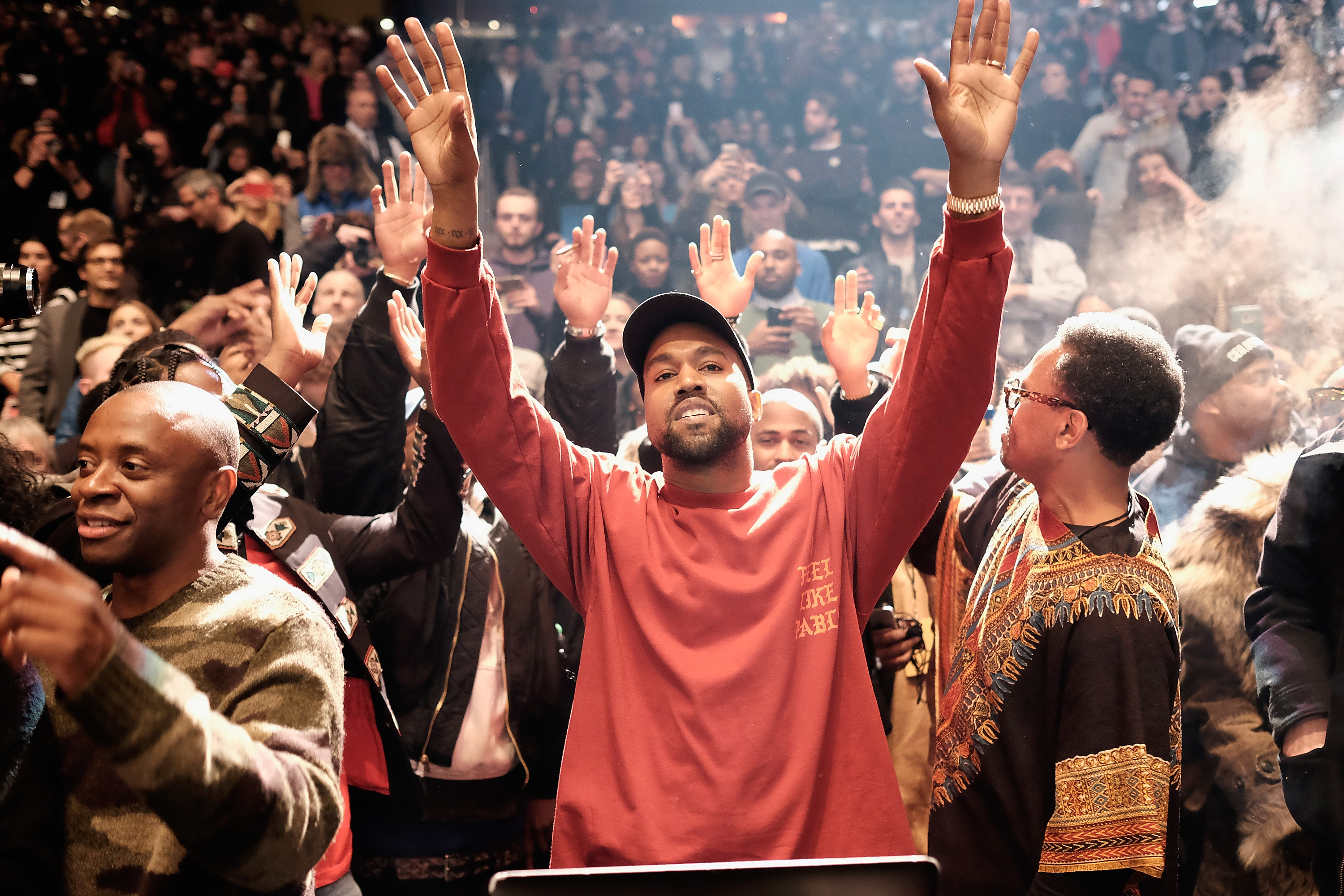 Kanye wants to design school uniforms, and something tells us he would be awesome at it