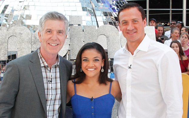 """Laurie Hernandez shares photos from """"Dancing with the Stars"""" rehearsals, and she's KILLING it!"""