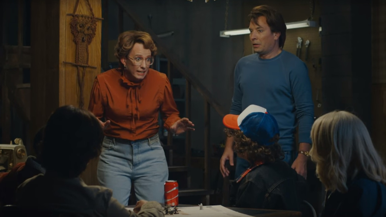 Barb from 'Stranger Things' got her revenge on 'The Tonight Show' and it was hilarious