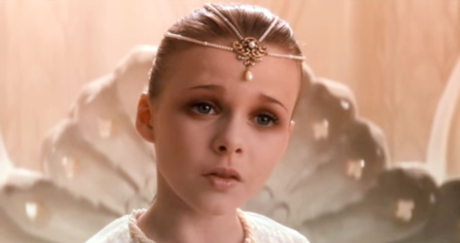 "The Childlike Empress from ""The Neverending Story"" grew up to be a truly ethereal queen"