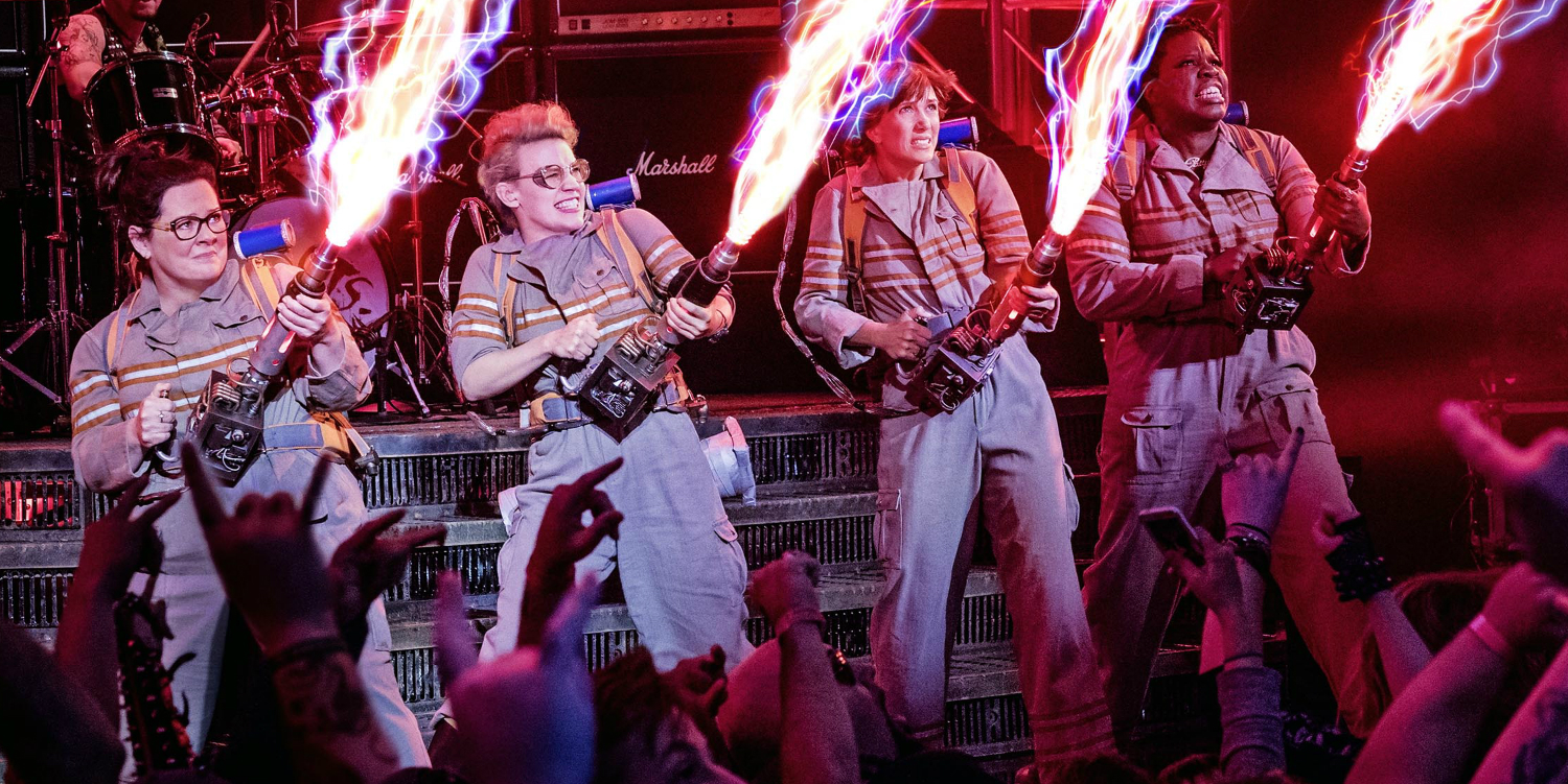 "The latest ""Ghostbusters"" movie has a new name for DVD (and we are feeling it)"