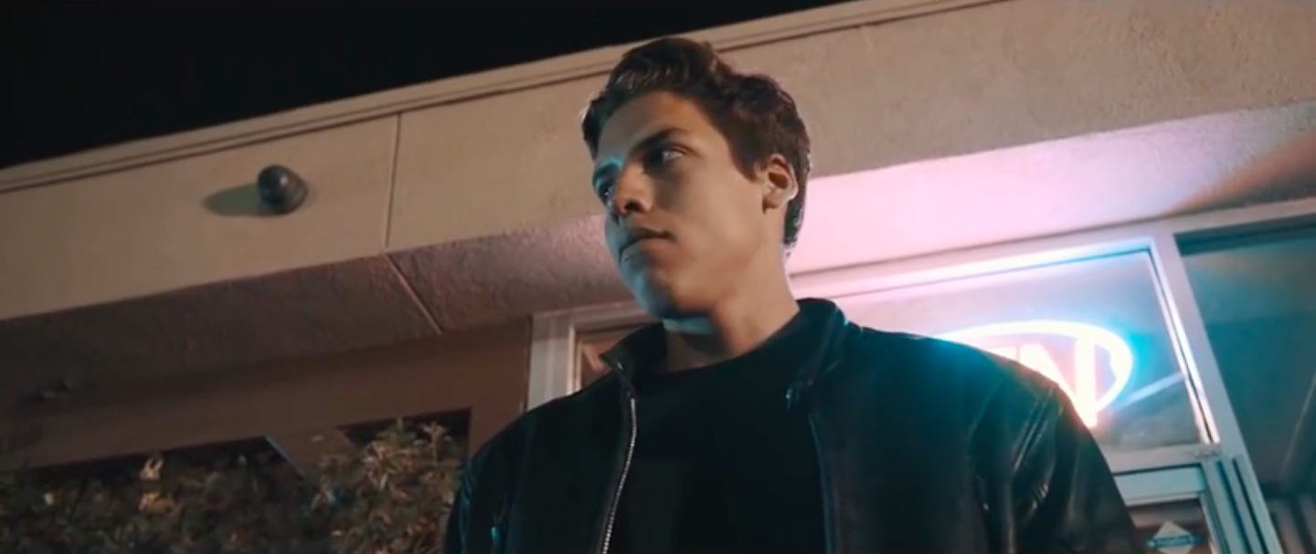 "Arnold Schwarzenegger's son recreated his iconic ""Terminator"" scene and it's pretty badass"