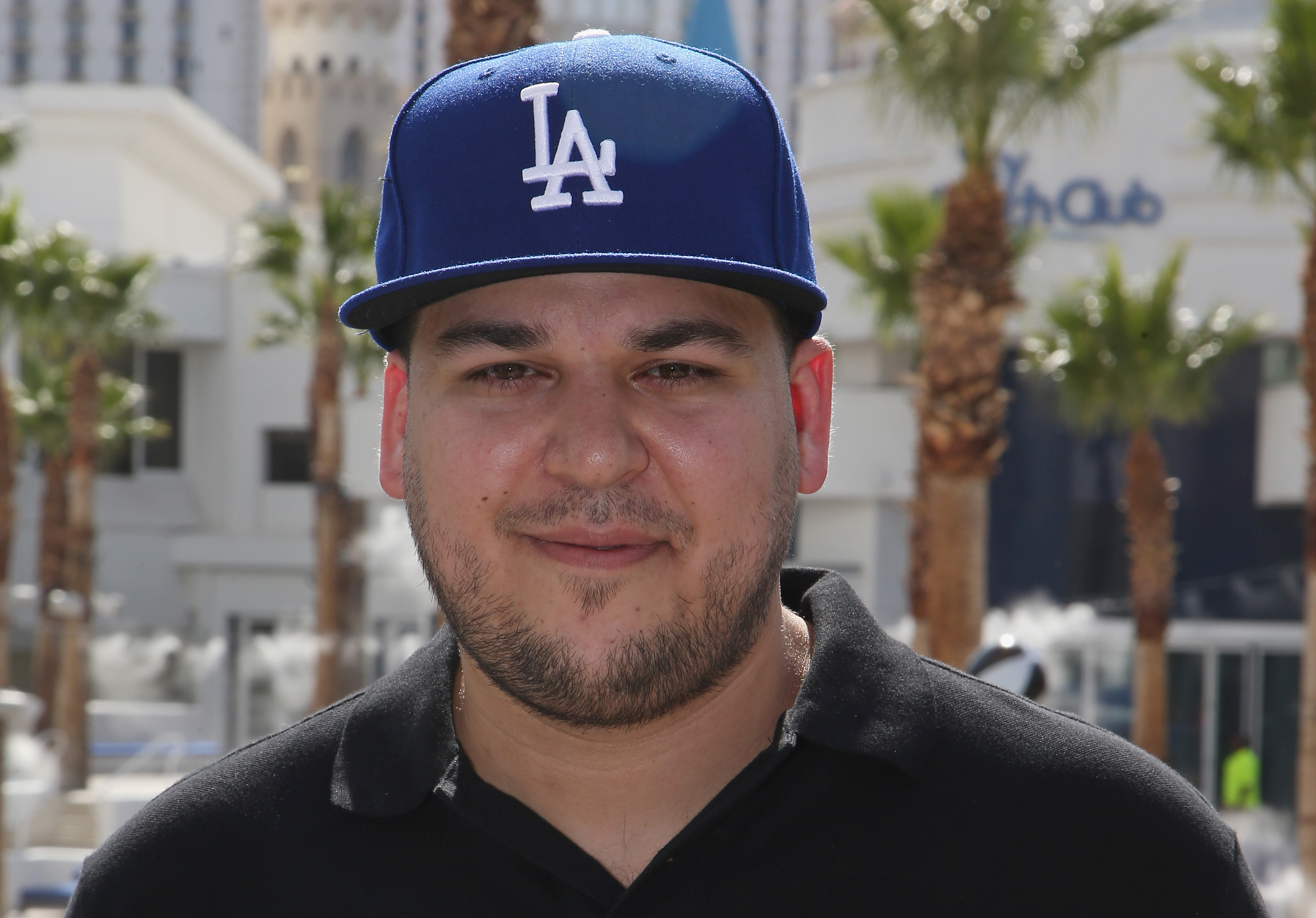 Rob Kardashian has this super simple, yet super sweet thing to say about Caitlyn Jenner