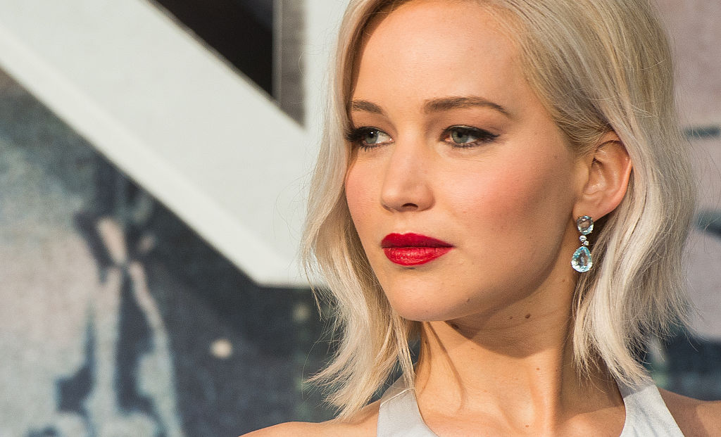 Jennifer Lawrence's new Dior campaign is giving us ~major~ Cruella DeVille vibes