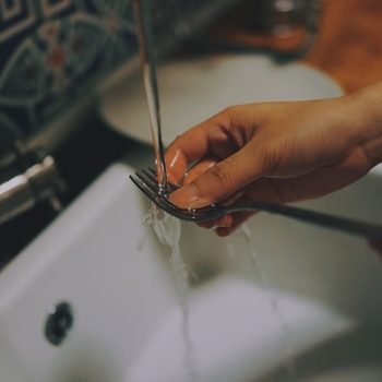 How my first boyfriend has helped me get over my obsession with cleanliness