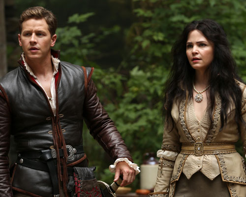 """The """"Once Upon a Time"""" team has some great news for Snow and Charming fans"""