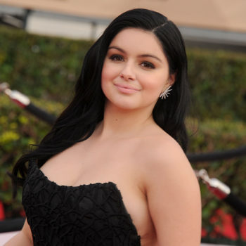 Even Ariel Winter has single gal problems and we relate