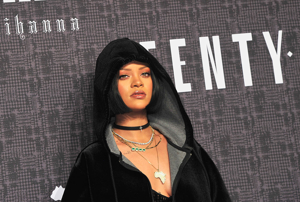 Rihanna gushing about her dad makes our hearts melt