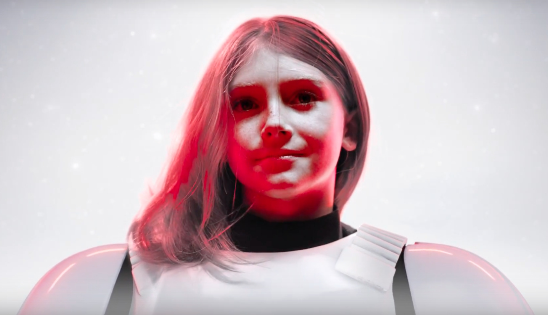 "We're crazy in love with this feminist ""Star Wars"" ad from Target"