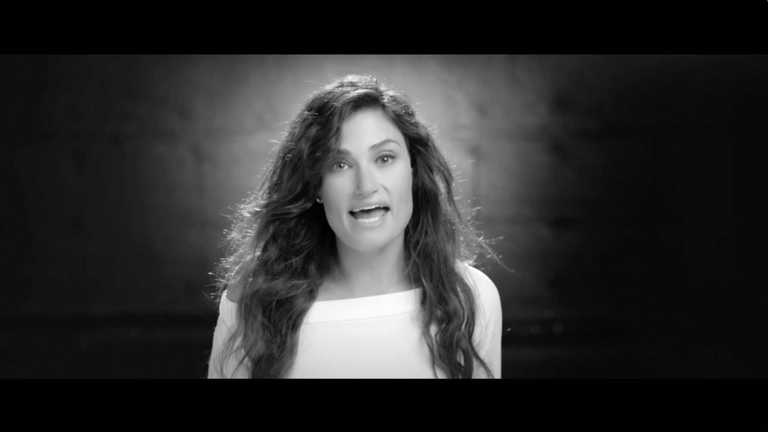 "All of the YES: Idina Menzel's new single ""I See You"" is the stuff dreams are made of"