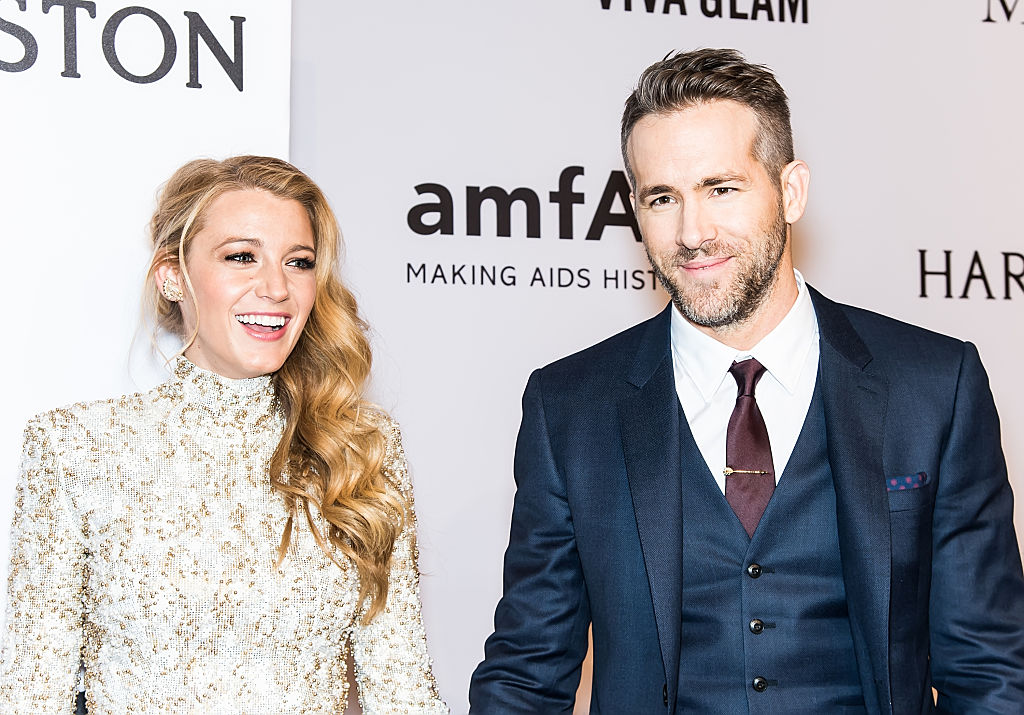 Ryan Reynolds says neither he nor Blake Lively are responsible for her pregnancy, but someone is!