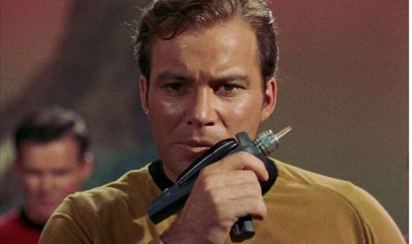 """Scientists are now developing """"Star Trek"""" phasers... kind of"""