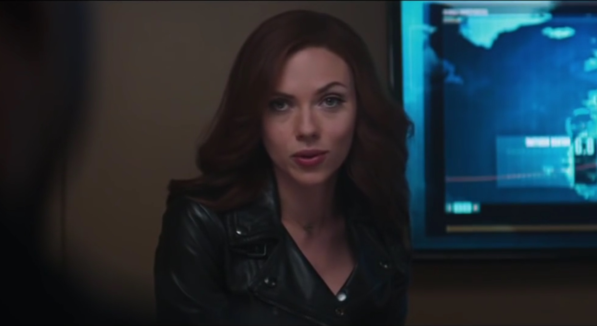 """We're FLIPPING out for this deleted """"Captain America"""" scene with Black Widow AND Black Panther"""